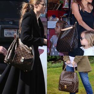 🌷CELEBRITY 🌷 Louis Vuitton metis hobo bag